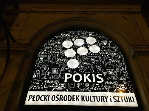 neon @ POKIS, Płock, 28.10.2014