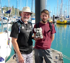 20150616 Sheila and Ozzie in Noumea (rona.h) Tags: june james nigel noumea 2015 ronah