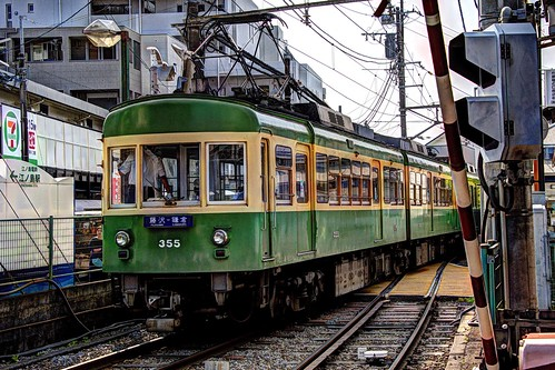 Enoshima - Enoshima Electric Railroad
