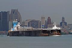 TUG KEN BOOTHE SR.  062915 (mile27) Tags: tugboat tug lakescontender kenboothesr