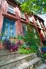 Brooklyn stoop (minka6) Tags: summer newyork brooklyn nikond300 tokina1116mmf28 1116mmf28