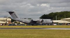 Airbus A400M Atlas #1 (r.j.scott) Tags: transport aeroplane airbus atlas propeller raf fairford riat royalinternationalairtattoo royalairforce a400m riat2015