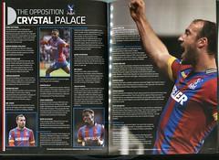 Bromley FC v Crystal Palace programme (The Wright Archive) Tags: 30 football crystal glenn july palace friendly match fc thursday murray versus programme bromley preseason 2015