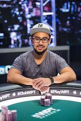 Ryan Tosoc (World Poker Tour) Tags: worldpokertour wpt maintour wptfivediamondworldpokerclassic season20162017 bellagioresortcasino lasvegas nv usa