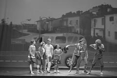 17122 - Le tentazioni di Lucignolo (Diego Rosato) Tags: spettacolo show theater teatro nikon d700 85mm rawtherapee bianconero blackwhite canzone song musical pinocchio ballo dance lucignolo tentazioni temptations
