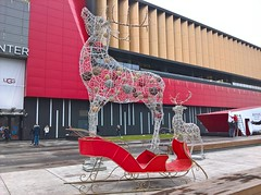 WP_20161226_10_57_04_Rich (vale 83) Tags: reindeer sleigh ušće shopping center belgrade serbia microsoft lumia 550 friends lunaphoto flickrcolour wpphoto wearejuxt autofocus beautifulexpression yourbestoftoday