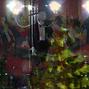 The Yellow Ballgown (Lemon~art) Tags: ballgown yellow night ball dance lights mannequin manipulation texture