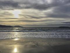 2016-01-24 17 26 40 (Pepe Fernández) Tags: madorra playa nigrán paisaje atardecer sunset puestadesol