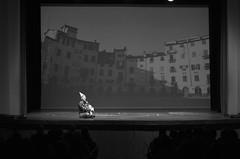 16668 - La canzone di Pinocchio (Diego Rosato) Tags: pinocchio spettacolo show teatro theater nikon d700 85mm rawtherapee blackwhite bianconero canzone musical song