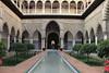 Real Alcazar (hans pohl) Tags: espagne andalousie séville buildings bâtiments arches water architecture alcazar