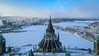 Parliament Hill -6973 (RG Rutkay) Tags: canada gatineau library ottawa ottawariver parliamenthill quebec capital celebration flurries landscape snow winter