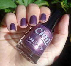 Cien - Cosmic Lilac (31) (Dora Cristina Fernandes) Tags: taupe mauve artisticnails unhasdecoradas unhasartísticas naillacquer purplenailpolish brownnailpolish vernizcastanho vernizroxo esmaltemarron nagellack lacadeunas smaltoperunghie vernisàongles nailpolish esmalte vernizesdeunhas manicure