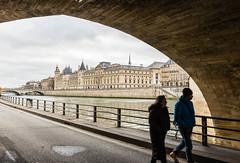 Paris (Koupal D) Tags: arch architecture bridge paris parigi manfrotto river seine france nikond610 nikkor nikon nikon2470mmf28