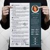 Simple Clean Resume – Free PSD Template (psdmarket) Tags: business clean creative cv editable freepsd job modern professional psd resume simple stationary template