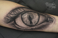 Eye with grim reaper tattoo (Miguel Angel tattoo) Tags: angels artist mehndi own ornament hummingbird acacia tree cat lion crow skull pocketclock padlock rose roses sailor octopus woman women lettering eye grimreaper feath feathers gustavedoré matryoshka pinup magpie macro blackandgreytattoo latinangelstudio latinangel richmond richmondtattoo richmonduponthames tattoo tattooedgirl tattooartist londontattooartist westlondon chiswick chelsea kingston upon thames samurai