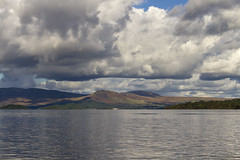 Loch Lomond (Kev Gregory (General)) Tags: loch lomond freshwater scottish crosses highland boundary fault largest inland stretch water great britain surface area contains islands inchmurrin british isles popular leisure destination featured song bonnie banks o trossachs national park corruption gaelic lac leaman lake elms kev gregory canon 7d scotland