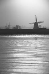 Kinderdijk [1] (am_boere) Tags: river kinderdijk mill mills molen molens
