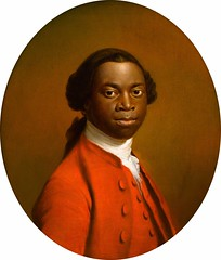Allan Ramsay Portrait of an African Man (probably composer and writer Ignatius Sancho, 1729–1780) Scotland/England (1784) Oil on Canvas, 61.8 x 51.5 cm Royal Albert Memorial Museum (medievalpoc) Tags: art history medievalpoc portrait ignatius sancho allan ramsay england scotland 1700s