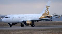 VP-CKH (Breitling Jet Team) Tags: vpckh national air services nas euroairport bsl mlh basel flughafen