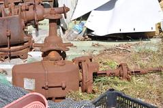 Gearbox of a 10 foot IBC Geared Simplex windmills (sarracenia.flava) Tags: intercolonialboringcompany ibc geared simplex windmill gearbox windengine