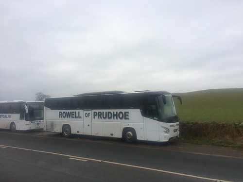 ROWELL OF PRUDHOE- SF16 KUV