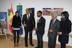 "Inauguración de la exposición ""Tierra Tricolor"" de Julio Reyes • <a style=""font-size:0.8em;"" href=""http://www.flickr.com/photos/136092263@N07/32517718416/"" target=""_blank"">View on Flickr</a>"