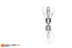 Lightbulb (Victor van Dijk (Thanks for 4M views!)) Tags: eos m3 100mm macro elinchrom quadra hybrid ringflash light bulb lightbulb strobist reflection fav fave faved favorite