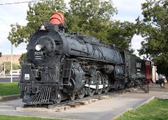 3759 Baldwin 3751 'Northern' Class 4-8-4, ex AT & SF Railway (Keith B Pics) Tags: keithbpics locomotive kingman 3759 484 atchisontopekaandsantaferailway atsfrailway baldwin santafe