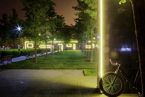 TEDA bike rides
