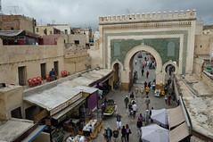 Bab Bou Jeloud (Guillermo Relaño) Tags: morocco fez marruecos fes babboujeloud guillermorelaño