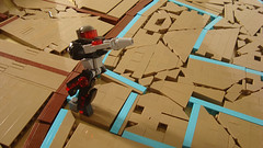 LEGO Metroid Prime: Artifact Temple Showdown (Umm, Who?) Tags: chicago temple prime space pirates hard azure suit artifact iv showdown metroid samus 2015 chozo tallon brickworld phazon metaridley