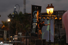 IMG_2819 (Streamer -  ) Tags: old people music beach night marina fun israel stage  pablo young teen shows whit streamer rozenberg preformers         parnas   ashqelon askelon