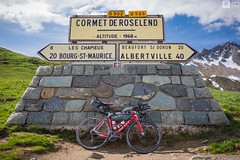 Le Tour du Mont Blanc (A Swiss With A Pulse) Tags: cycling montblanc aswisswithapulse ultralightbiketouring