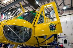 STARFlight (Joe Snowman) Tags: summer dedication austin texas unitedstates hangar helicopter capitol helipad atx bellhelicopter starflight uh1h dellchildrensmedicalcenter canoneos70d kristinmclain