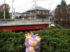 Ambipom in Kasukabe, Saitama 10 (Kasadera) Tags: toys figure pokemon pokmon  kasukabe   pokemonkids  ambipom     ambidiffel capidextre