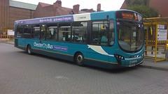Arriva Wales (Chester), Wright Pulsar 2,  CX12 DSZ (3143) (NorthernEnglandPublicTransportHub) Tags: