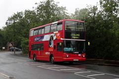 A rainy day treat (45p) Tags: bus doubledecker harrow londonbus arriva 6022 transbusalx400 arrivatheshiresandessex dafdb250lf kl52cpk