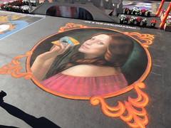 DSCN1065 (marathonwil) Tags: streetart art festivals sanrafael chalkart madonnari italianstreetpainting cuongnguyen carnevaledivenezia italianstreetpaintingmarin everylifefoundationforrarediseases