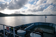 On the ferry to Islay (derickrethans) Tags: ferrie