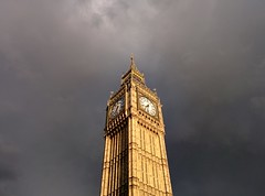 1931 (The Relevant Authorities) Tags: london clock westminster weather architecture cloudy parliament bigben stormy landmark clocktower palaceofwestminster elizabethtower