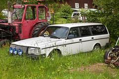 Volvo 245 (Burminordlicht) Tags: volvo sweden schweden oldtimer sverige veteranbil