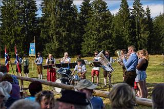Gäste aus Norwegen