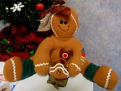 Gingerbread Girl (Rusty Clark - On the Air M-F 8am-noon) Tags: cookie christmas