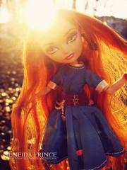 Holly O'Hair (eneida_prince) Tags: everafterhigh eah doll dolls osalina mattel photo photos 2016 everafterhigh2016 photoshoot hollyo'hair rapunzel daughterofrapunzel basic twins