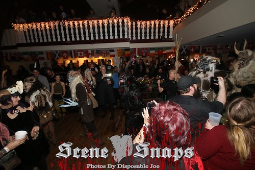 KRAMMPSTEIN & MARILYN KRAMPSON AT ALPINE VILLAGE - DEC 10th 2016