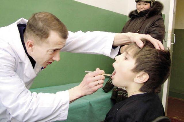 ВАмурской области зарегистрировано 5 случаев гриппа