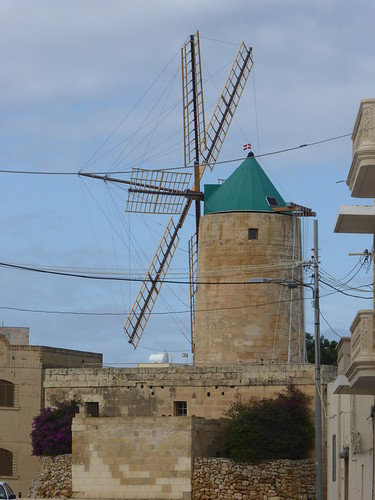 Windmill on Gozo
