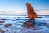Nice Light at Cullen (Stoates-Findhorn) Tags: 2016 beach cullen morayfirth rockssea scotland seascape moray unitedkingdom
