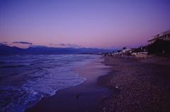 kodak e100vs sunset colors №4 (Yuree M) Tags: kodak e100vs film 35mm 135 e6 slide reversal ektachrome sigma 35 14 art sunset sea epson v700 autaut