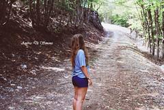 into the woods (ambcroft) Tags: me selfpic woods boschi travel viaggio travelling viaggiare sightseeing memories ricordi sicily sicilia parcodellemadonie italy italia nikon nikond3000